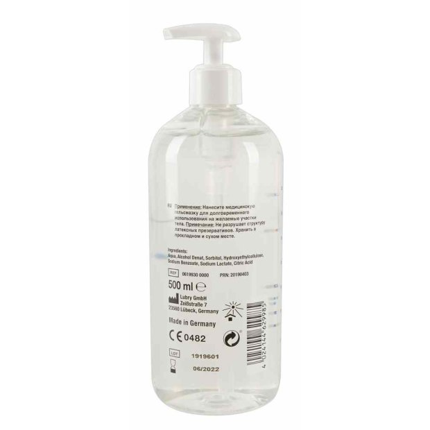 Just Glide Waterbased 500 ml