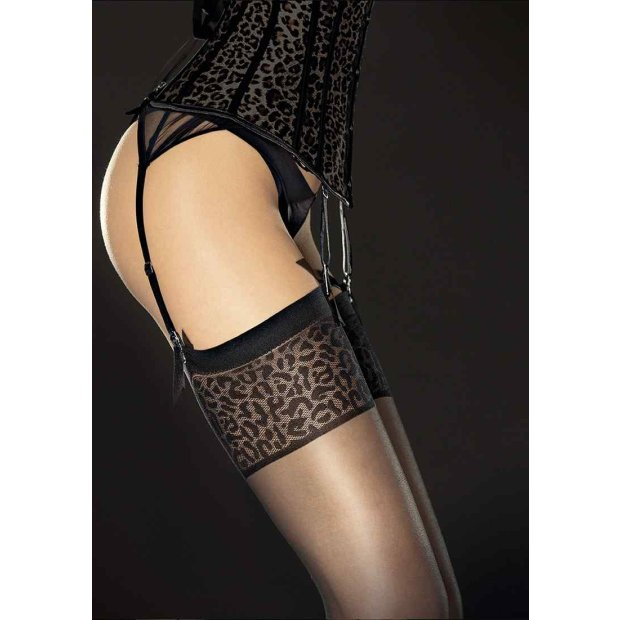 ANTERA Stockings 20 DEN Black S